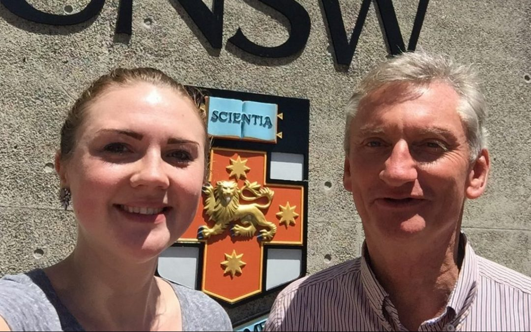 17Oxygen NMR Research Project with UNSW Sydney