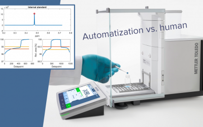 An NMR Expert against automated qNMR: integration test at Spectral Service